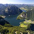 Hallstatt Lake Austria by Chevy Fleet