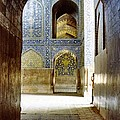 Hallway At Sheik-lotfollah Mosque by Shannon Story