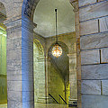 Hallway New York Public Library by Dave Mills
