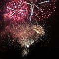 10715 Hamburg Winter Dom Fireworks by Colin Hunt