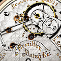 Antique Pocket Watch by Jim Hughes