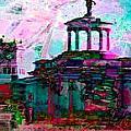 Hamilton Ohio City Art 16 by Mary Clanahan