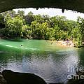 Hamilton Pool Cave by Randy Smith