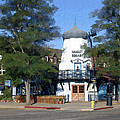 Hamlet Square Solvang California by Kurt Van Wagner