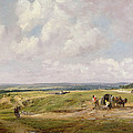 Hampstead Heath, C.1820 by John Constable