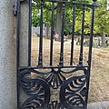 Hancock Cemetery Gate