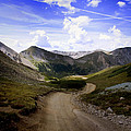 Hancock Pass by Ellen Heaverlo