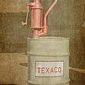 Hand-crank Oil Pump by Bob and Nancy Kendrick