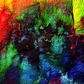 Hand Dyed 5 by Anita Bell