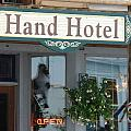 Hand Hotel by Lord Frederick Lyle Morris
