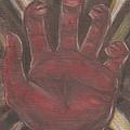 Hand Of God - Death by Jeffrey Oleniacz