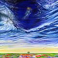 Hand Of God by Teresa Gostanza