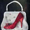 Handbag With Stiletto by Joana Kruse