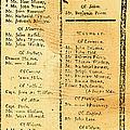 Handbill: Casualties, 1775 by Granger