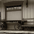 Handcarts by Guy Whiteley