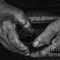 Hands Of An Worker by Fabian Roessler