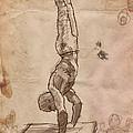 Handstand by H James Hoff
