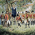 Hanging Of Nathan Hale by Granger