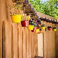 Hanging Pots by Bob and Nancy Kendrick