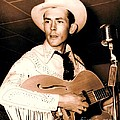 Hank Williams Sr. by Pg Reproductions