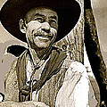 Hank Worden Publicity Photo Red River 1948-2008 by David Lee Guss