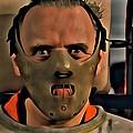 Hannibal Lecter by Florian Rodarte