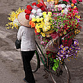 Hanoi Flowers 01 by Rick Piper Photography