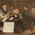 Hans Sachs  German Writer, Depicted by Mary Evans Picture Library