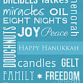 Hanukkah Fun by Linda Woods