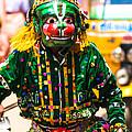 Hanuman At Chitirai by Helix Games Photography