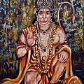 Hanuman by Harsh Malik