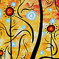 Happiness By Madart by Megan Duncanson