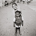 Happiness In India by Shaun Higson