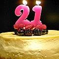 Happy 21st Birthday by Kristina Deane