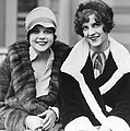 Happy Actresses by Underwood Archives
