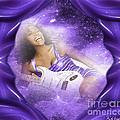 Happy Birthday In Heaven - Tribute Art By Giada Rossi by Giada Rossi