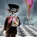 Happy Birthday by Juli Scalzi