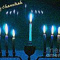 Happy Chanukah by Nina Silver