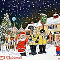 Happy Christmas by Barry BLAKE