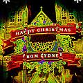 Happy Christmas From Sydney by Miroslava Jurcik