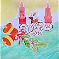 Happy Christmas by Sonali Gangane