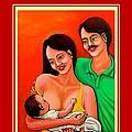 Happy Family by Cyril Maza