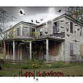 Happy Halloween by Brian Wallace