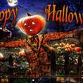 Happy Halloween Iv by Alessandro Della Pietra