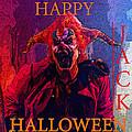 Happy Halloween Jack by David Lee Thompson