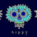 Happy Hippy Hopey by Luke ODonnell