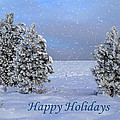 Happy Holidays by Donna Kennedy
