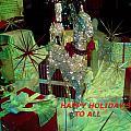 Happy Holidays by Jay Milo