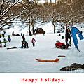 Happy Holidays by Madeline Ellis
