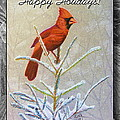 Happy Holidays by Marilyn Smith